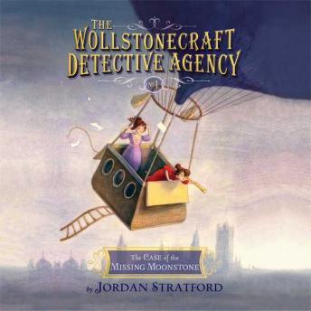 Case of the Missing Moonstone, Jordan Stratford