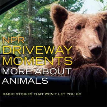 NPR Driveway Moments More About Animals: Radio Stories That Won't Let You Go