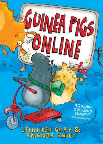 Guinea Pigs Online, Amanda Swift, Jennifer Gray