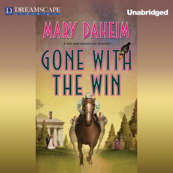 Gone with the Win: A Bed-and-Breakfast Mystery, Mary Daheim