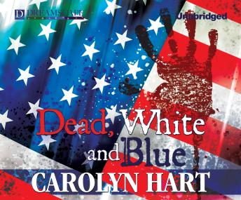 Dead, White, and Blue: A Death on Demand Mystery