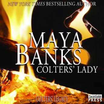 Colters' Lady: Colter's Legacy, Book 2, Maya Banks