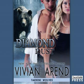 Diamond Dust: Takhini Wolves 3, Vivian Arend