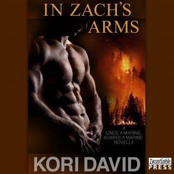 In In Zach's Arms: Once a Marine Always a Marine, Book 1