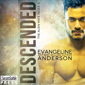 Descended: Alien Warrior BBW Paranormal Science fiction Romance