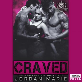 Craved: A Devil's Blaze MC Novella, Book # 1.5