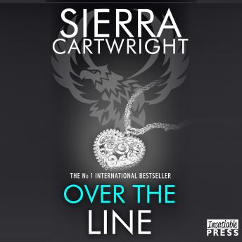 Over the Line: An Erotic Romance (Mastered Book 3)