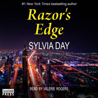 Razor's Edge: Shadow Stalkers, Book One