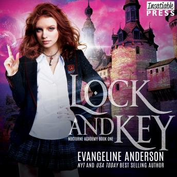 Lock and Key: Nocturne Academy, Book One