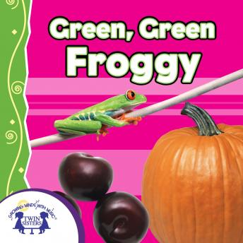 Green, Green Froggy