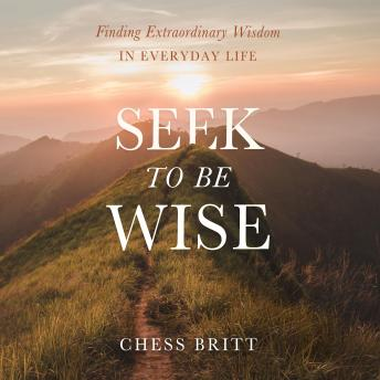 Seek to Be Wise: Finding Extraordinary Wisdom in Everyday Life sample.