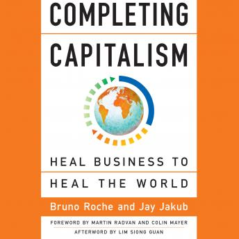 Completing Capitalism: Heal Business to Heal the World, Jay Jakub, Bruno Roche