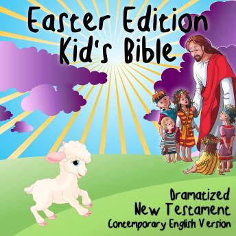 Kid's Bible (CEV) - Easter Edition