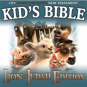 Kid's Bible (CEV) - Lion of Judah Edition