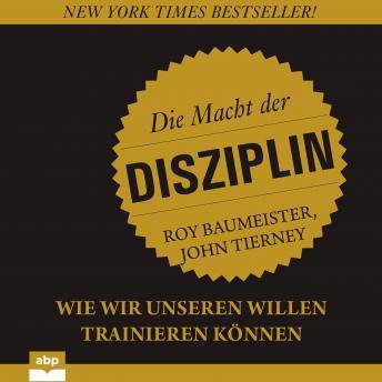 Die Macht der Disziplin