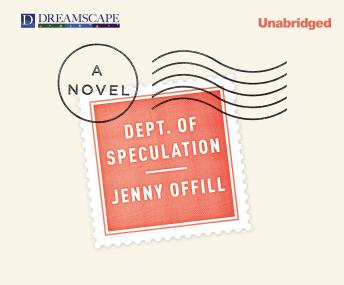 Dept. of Speculation, Jenny Offill