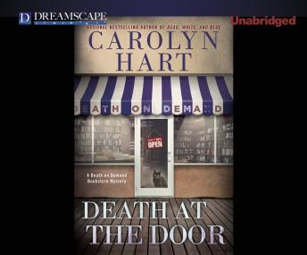 Death at the Door: A Death on Demand Bookstore Mystery