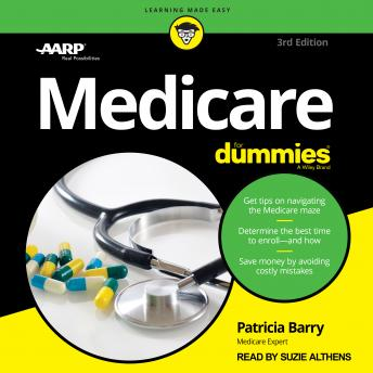 Medicare For Dummies, Patricia Barry