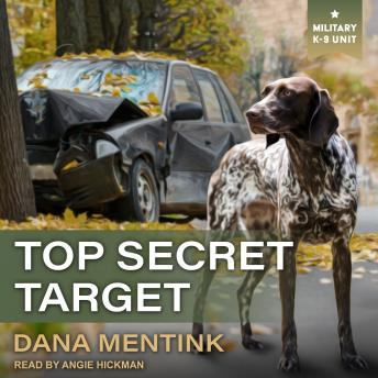 Top Secret Target, Audio book by Dana Mentink