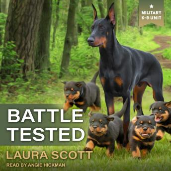 Battle Tested, Audio book by Laura Scott