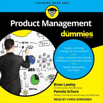 Product Management For Dummies sample.