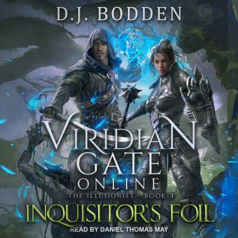 Viridian Gate Online: Inquisitor's Foil