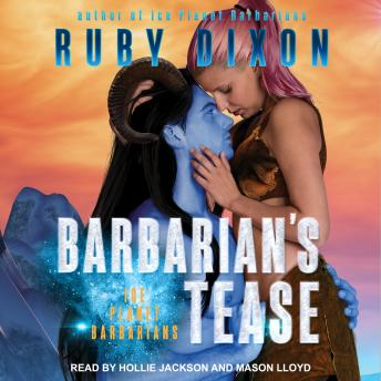 Download Barbarian's Tease by Ruby Dixon