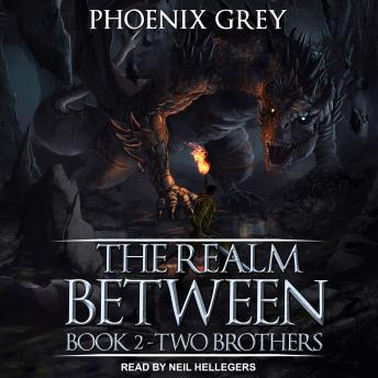 Realm Between: Two Brothers, Phoenix Grey