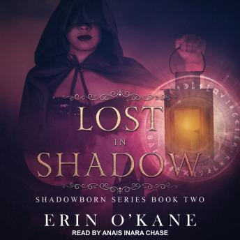 Lost in Shadow, Audio book by Erin O'kane