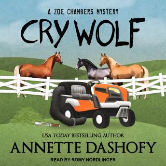Cry Wolf, Annette Dashofy