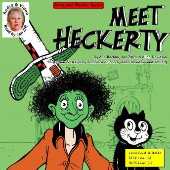 Meet Heckerty - Advanced Reader