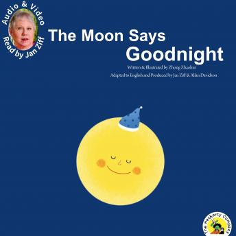 The Moon Says Goodnight