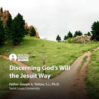 Discerning God's Will the Jesuit Way sample.