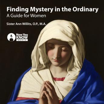 Finding Mystery in the Ordinary: A Guide for Women, Ann Willits