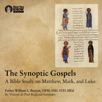 Synoptic Gospels: How to Read and Understand Matthew, Mark, and Luke, William L. Burton