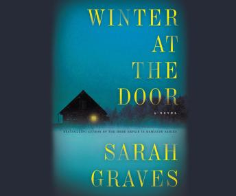 Winter at the Door: A Lizzie Snow Mystery, Sarah Graves