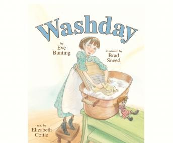 Washday, Eve Bunting