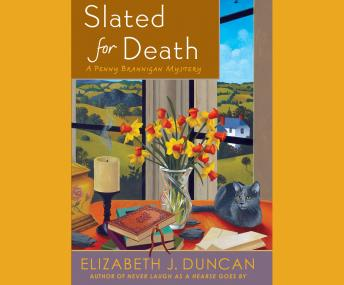 Slated for Death: A Penny Brannigan Mystery sample.