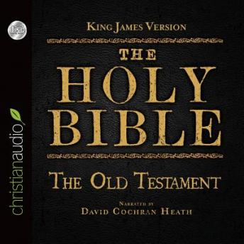 Download Holy Bible in Audio - King James Version: The Old Testament by Various Authors