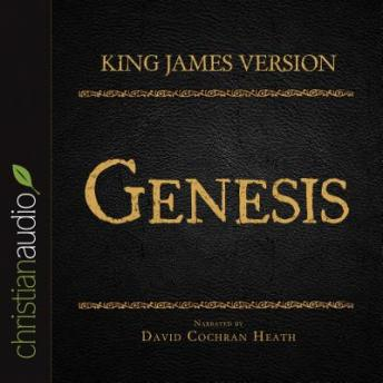 The Holy Bible in Audio - King James Version: Genesis