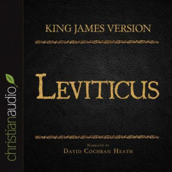 Holy Bible in Audio - King James Version: Leviticus, Various Contributors