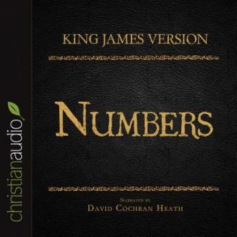 The Holy Bible in Audio - King James Version: Numbers