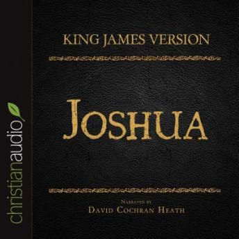 Holy Bible in Audio - King James Version: Joshua, Various Contributors