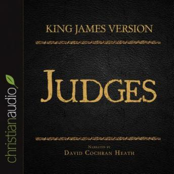 Holy Bible in Audio - King James Version: Judges, Various Contributors