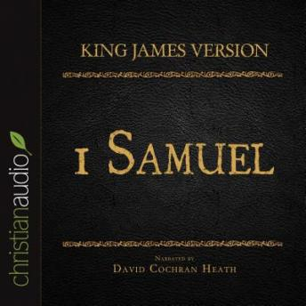 Holy Bible in Audio - King James Version: 1 Samuel, Various Contributors