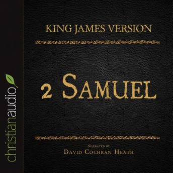 Holy Bible in Audio - King James Version: 2 Samuel, Various Contributors