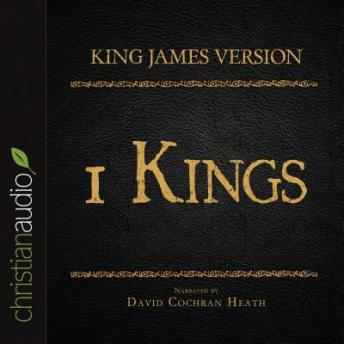 Holy Bible in Audio - King James Version: 1 Kings, Various Contributors