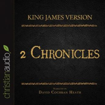 Holy Bible in Audio - King James Version: 2 Chronicles, Various Contributors