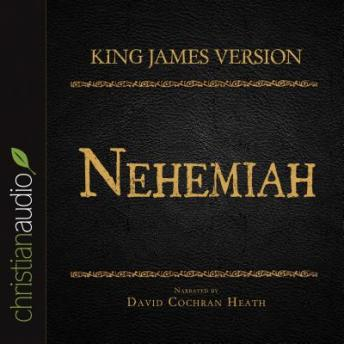 Holy Bible in Audio - King James Version: Nehemiah, Various Contributors