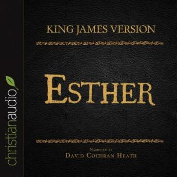 Holy Bible in Audio - King James Version: Esther, Various Contributors